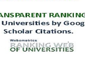 "In the 86th position worldwide and 17th in Europe is NKUA in the Webometrics ""Top Universities by Top Google Scholar Citations"" Ranking"